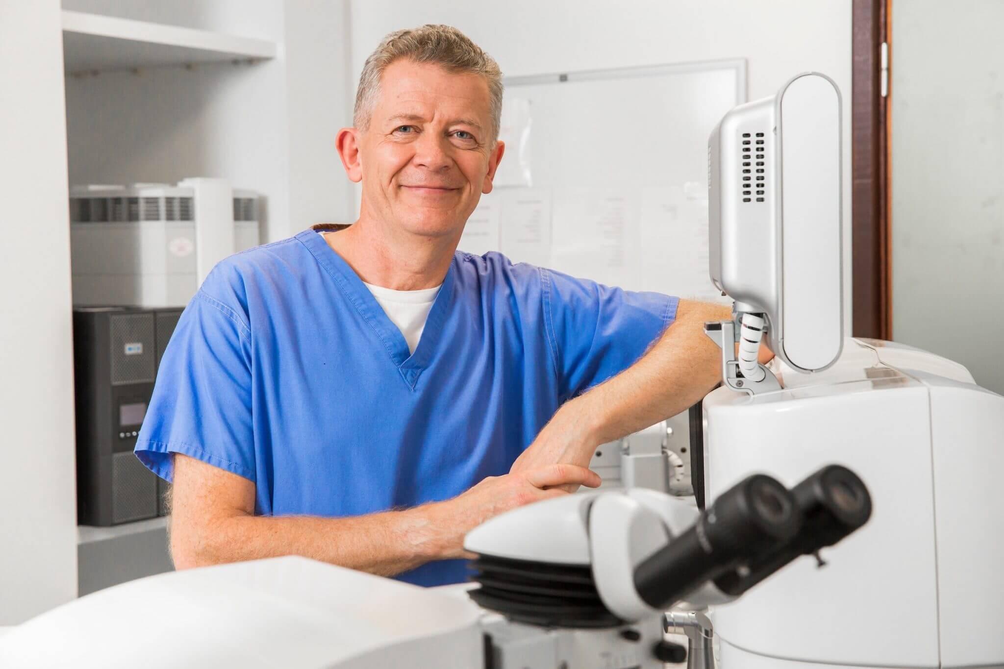 Billy Power - Laser eye Surgery - Blackrock Clinic